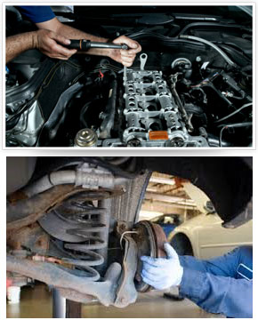 Auto reparatie Autobedrijf Becquerel Eindhoven