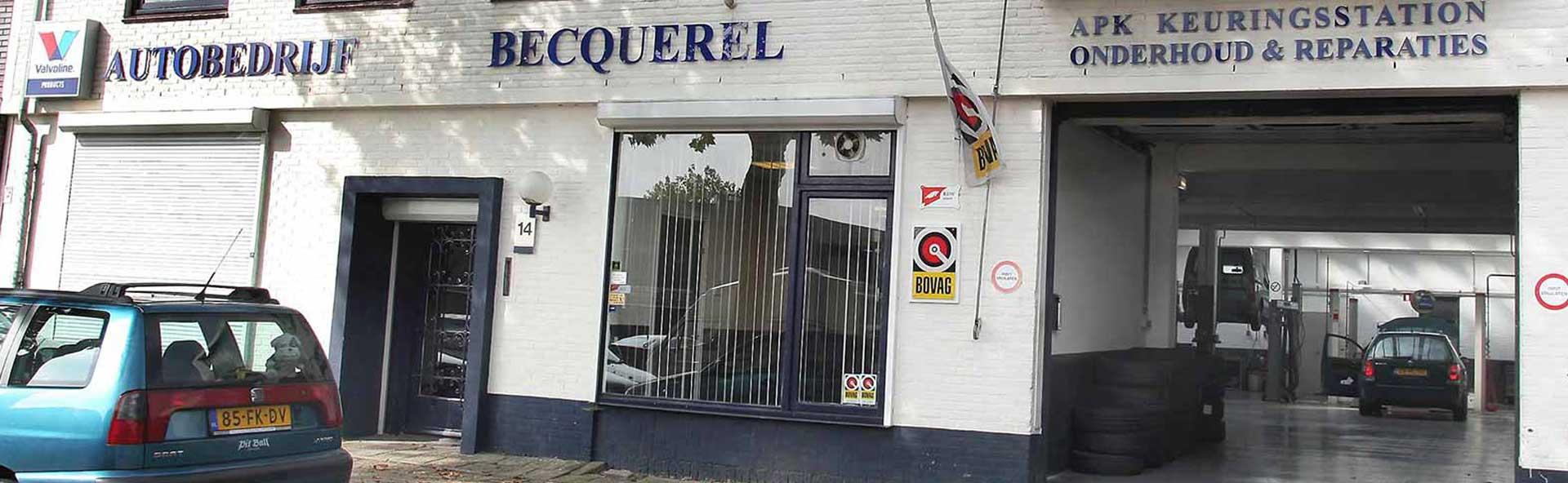 Autobedrijf Becquerel
